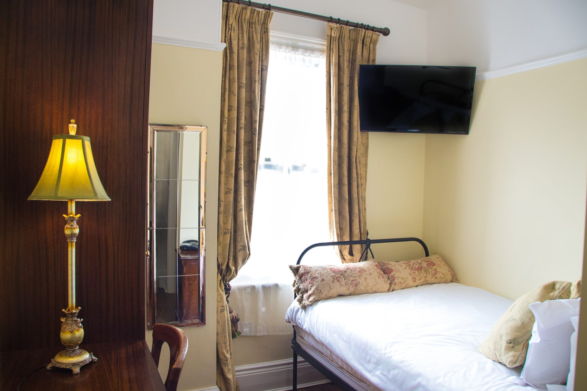 Small Single Rooms At Marmadukes